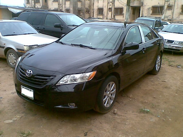 Toyota Camry Spider >> Pictures Of Cars For Sale In Nigeria