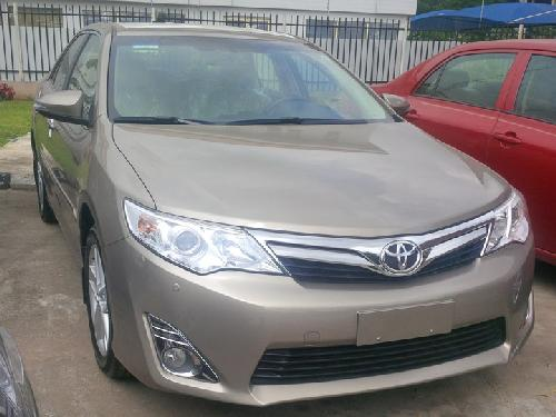 toyota camrys for sale in nigeria including 2000 2015 models. Black Bedroom Furniture Sets. Home Design Ideas
