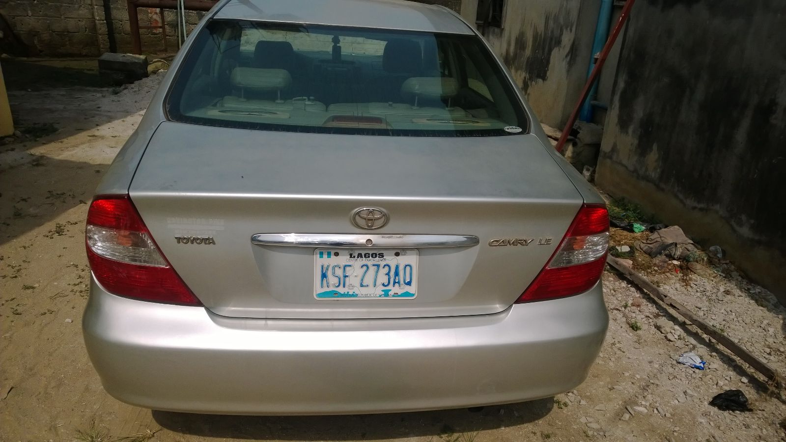 Sharp 2003 Toyota Camry Daddy For In Port Harcourt