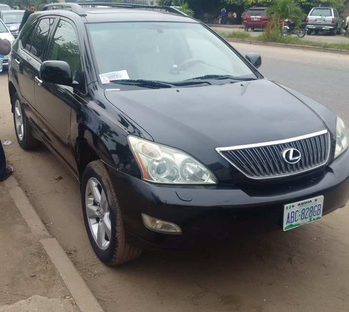 Lexus Suv 2005 For Sale: Pictures Of Cars For Sale In Nigeria