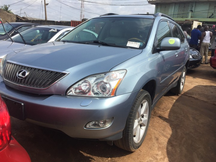 Pictures Of Lexus Rx 300 330 And 350 For Sale In Nigeria Including