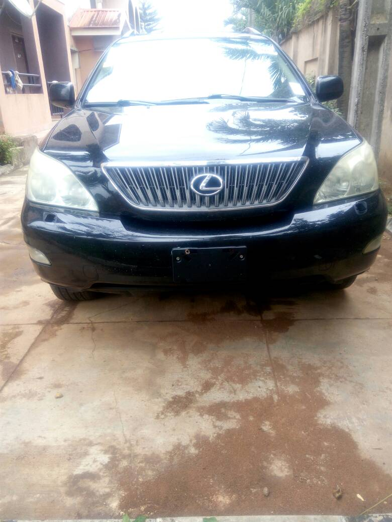 Pictures Of Lexus Rx 300 330 And 350 For Sale In Nigeria Including 2005 Rx330 Specs Seller See Description Listed Jul 30 2018 Tokunbo Jeep Call 07032828146