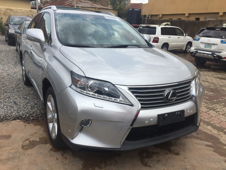 Pictures of Lexus RX 300, 330 and 350 for Sale in Nigeria including